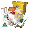 Spill kits and accessories