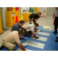 Oil spill response training