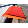 Pedestrian ramp - orange