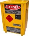 Flammable safety storage cabinet 50L