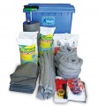 Spill kit - general purpose mobile 660L bin